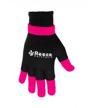 Reece Knitted Ultra Grip Glove 2 in 1 – Black/Pink