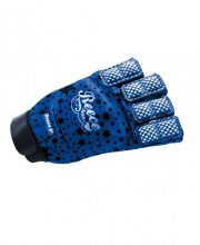 Reece Elite Fashion Glove Half Finger Navy SR | DISCOUNT DEALS