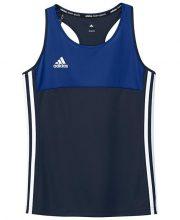 Adidas T16 Climacool Sleeveless Tee Jeugd Meisjes Navy