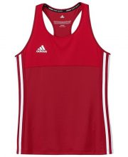 Adidas T16 Climacool Sleeveless Tee Jeugd Meisjes Red DISCOUNT DEALS