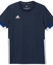 Adidas T16 Team Short Sleeve Team Tee Jeugd Jongens Navy