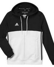 Adidas T16 Hoody Jeugd Black DISCOUNT DEALS