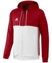 Adidas T16 Hoody Men Red DISCOUNT DEALS