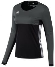 Adidas T16 Climacool Long Sleeve Tee Women Black