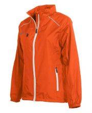 Reece Breathable Tech Jacket Dames Oranje