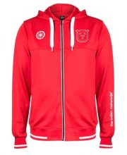 CMHC Clubhoody Dames rood