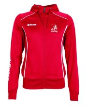 Reece Don Quishoot hoody dames rood