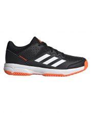 Adidas COURT STABIL Jr Zwart/Wit/Oranje 2019-2020