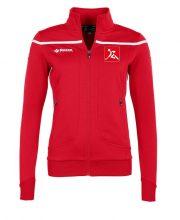 GMHC Clubjacket Dames rood