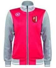 HC Twente Clubjacket Dames rood
