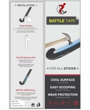 Hockeygear.eu Battle Tape Clear