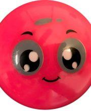 Hockeybal Emoticon / Smiley | Pink friendly