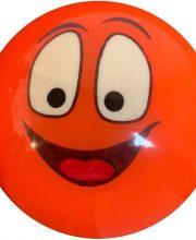 Hockeygear.eu hockeybal Emoticon   oranje smile