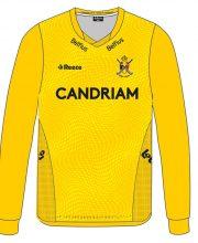 Reece Belgium Hockey GK Dames Replica – Yellow