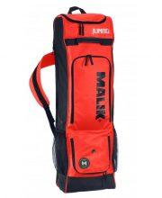 Malik Jumbo Stick Bag Coral/Navy