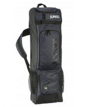 Malik Jumbo Stick Bag Navy/Black