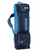 Malik Jumbo Stick Bag Navy/Blue