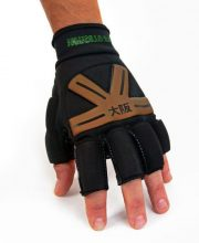Osaka Armadillo Glove Black/Gold | 40% Discount Deals