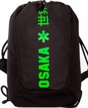 Osaka Sports Gym Sack – Iconic Black