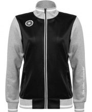The Indian Maharadja Women Tech Jacket Black