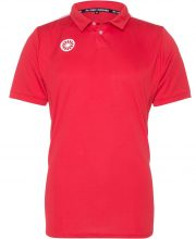 The Indian Maharadja Boy's Tech Polo Shirt IM – Red