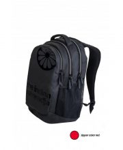 The Indian Maharadja Backpack – Black/Red