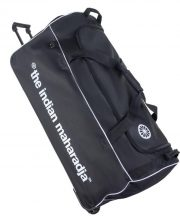 The Indian Maharadja Goalie Bag wheeled CLX – Black
