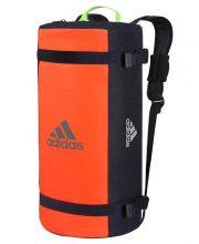 Adidas VS2 Holdall – Legend Ink/Signal Green/Signal Orange