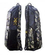 Lekker Wira Camouflaged & Wheels Stick Bag