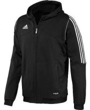 Adidas T12 Hoody Men Black | DISCOUNT DEALS