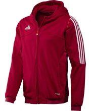 Adidas T12 Hoody Men Red | 50% DISCOUNT DEALS