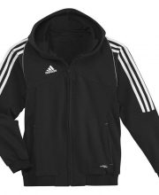 Adidas T12 Hoody Youth Black | DISCOUNT DEALS