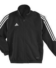 Adidas T12 Jacket Youth Black | 50% DISCOUNT DEALS