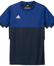adidas T16 Climacool Shortsleeve T-shirt Jongens navy/royal