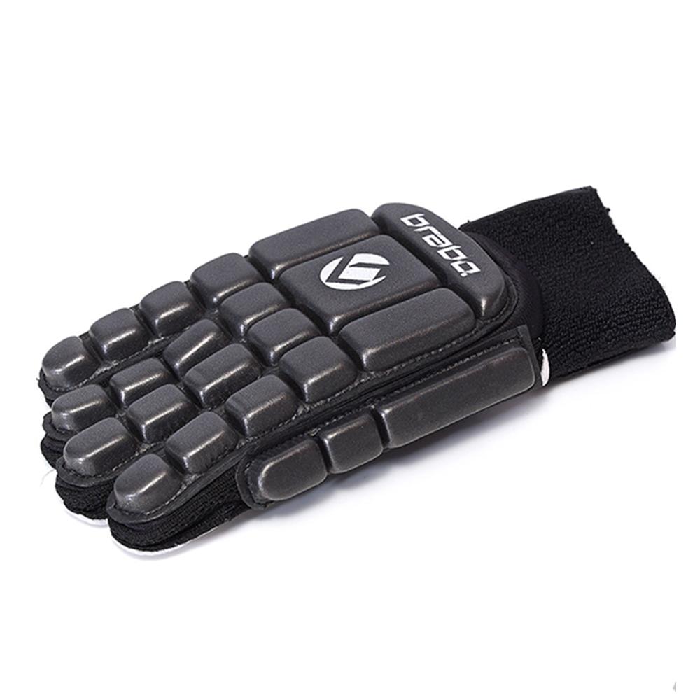 569ffa6d162 Brabo Foam Glove F3 Full Finger R.H Black - Hockey Winkel
