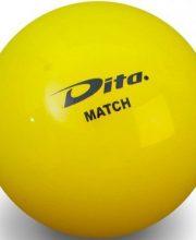120 stuks Dita wedstrijdbal geel