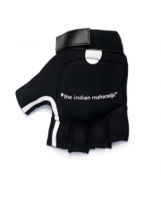 The Indian Maharadja Shell Glove Black | Discount Deals