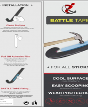 Hockeygear.eu Battle Tape Black