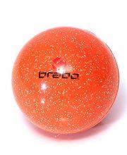 Brabo Hockeybal Glitter Orange Blister