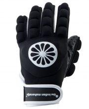 The Indian Maharadja Glove shell/foam full (left) black