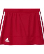 adidas T16 Skort Girls rood/wit