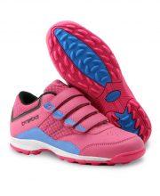 Brabo velcro shoe Pink/Purple