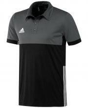 adidas T16 Climacool Polo Men Black/Grey