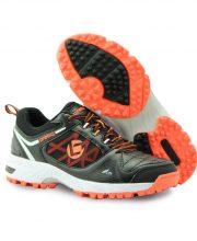 Brabo Tribute shoe Black/Orange