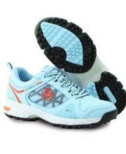 Brabo Tribute shoe Lightblue/Orange