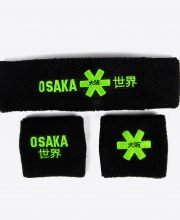 Osaka Sweatband Set 2.0 Black