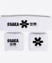 Osaka Sweatband Set 2.0 White