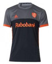 adidas KNHB Grijs/Oranje Uit Shirt Heren