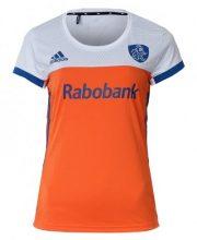 adidas KNHB Oranje Thuis Shirt Dames
