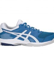 Asics Gel Rocket 8 Race Blue/White Indoor